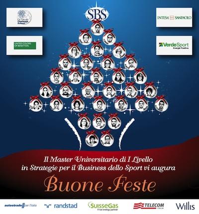 Auguri Di Natale Per Sportivi.Sbsnews Anno 8 Numero Vii Auguri Dal Master Sbs